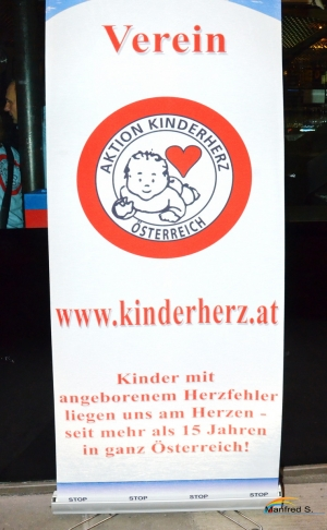 25.01.2014 Local..Aktion Kinderherz Österreich..Moderation&Organisation