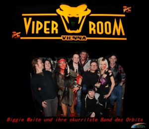 20.02.2014 BIGGIE WAITE..Viper Room